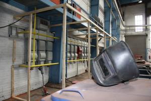 Asbest saneren scheepswerf