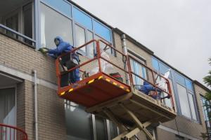 Asbest verwijderen Man&Mach