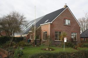 Asbestsanering, dakbedekking, zonnepanelen