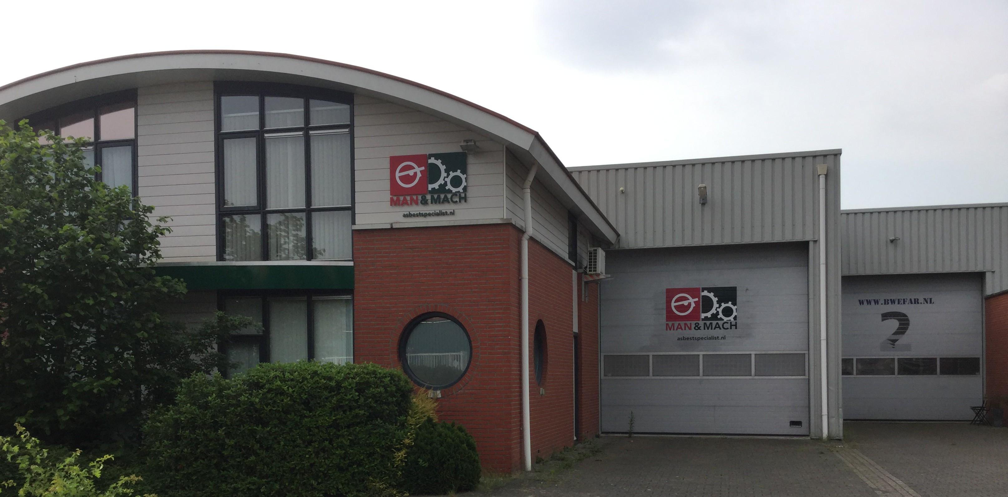 Nieuwe vestiging in Zwolle