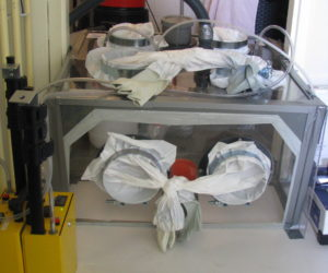 Asbest saneren MiniContainment