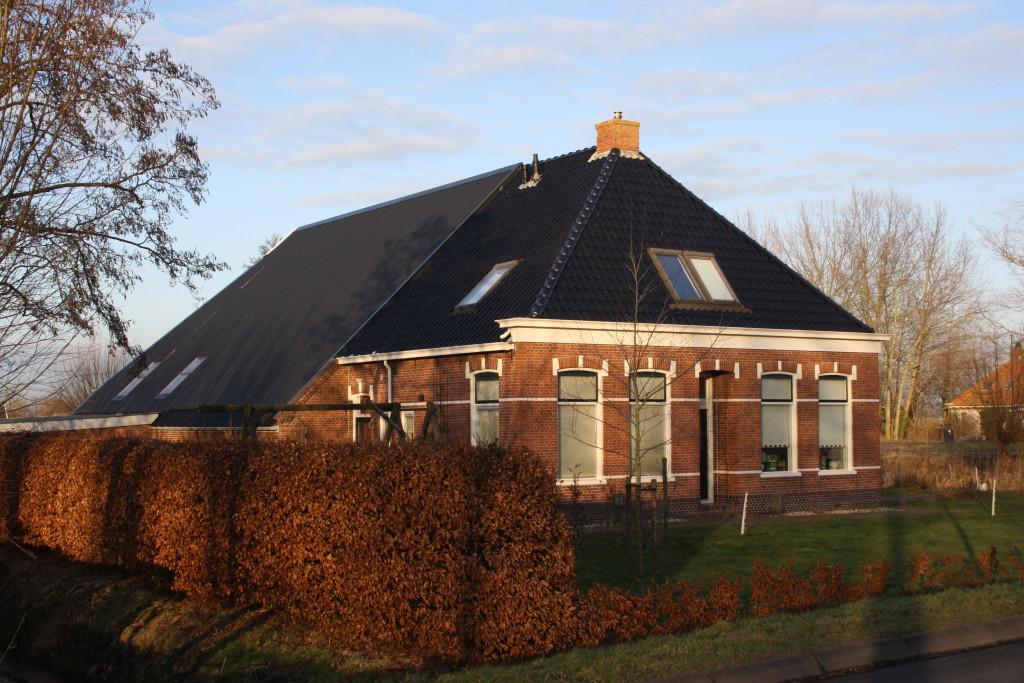 Asbestsanering en nieuwe dakbedekking