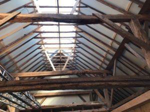 Renovatie achterhuis boerderij Drenthe