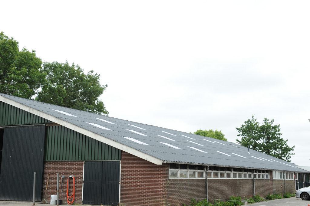 nieuw dak golfplaten