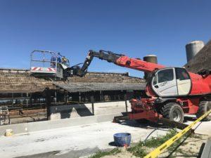 Asbestsanering dak en gevels