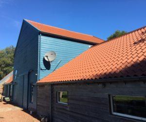 Saneren asbest dak