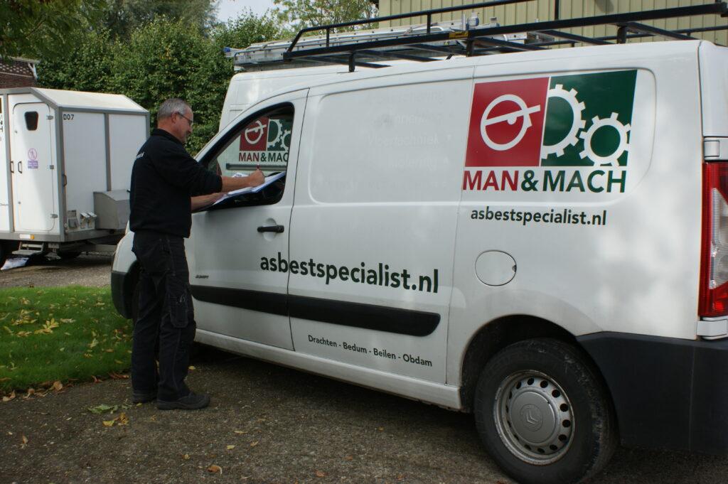 Asbestcheck Man&Mach